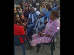 Video: Ronke Oshodi,lala, Omo Banke& Saheed Osupa Stormed Toyin Aimakhu